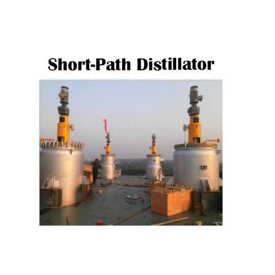 Short-Path Distillator
